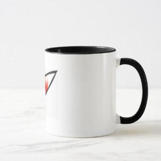Evil Eye Ceramic Mug