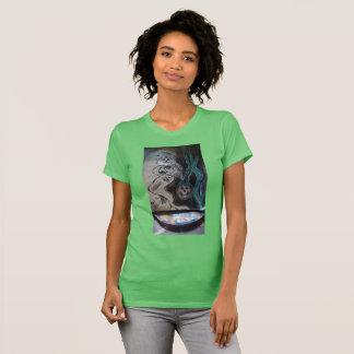 Evil eye mermaid T-Shirt