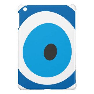 Evil Eye, Nazar, Charm, Luck, Protection, Spiritua iPad Mini Cover