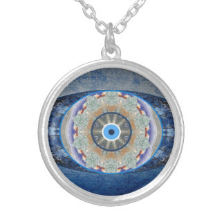 """Evil Eye"" Protection Necklace"