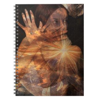 EVIL EYE PROTECTION SPIRAL NOTEBOOK