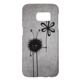 Evil Flower Bug Vintage Samsung Galaxy S7 Case