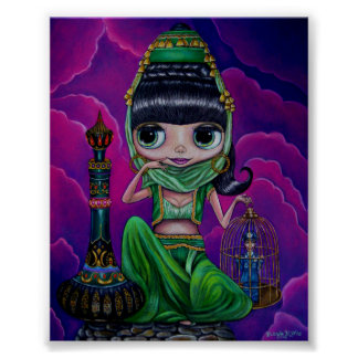Evil Genie Poster
