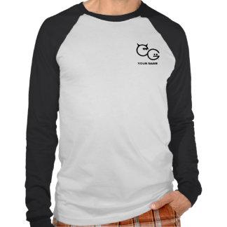 Evil-Genius Custom Name Shirt