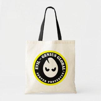 Evil-Genius Global Tote Tote Bag
