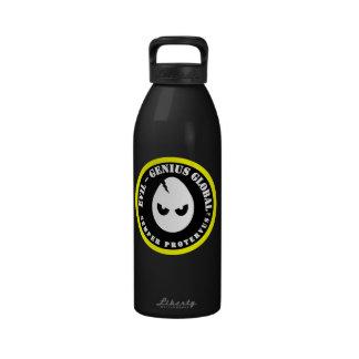 Evil-Genius Global Water Bottle