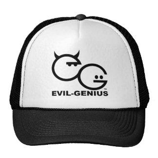 Evil-Genius Hat