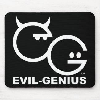 Evil-Genius Mouse Pad (Black)