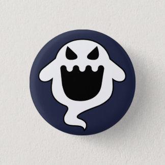 Evil Ghost 1 Inch Round Button