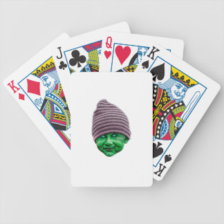 Evil Golbin Bicycle Playing Cards