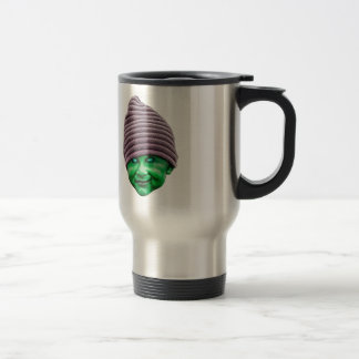 Evil Golbin Travel Mug