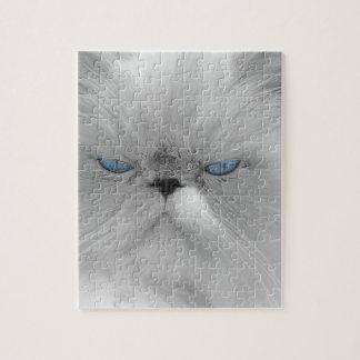 Evil Grandfather of Grumpy Cat Jigsaw Puzzle