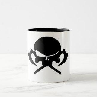 Evil I Two-Tone Coffee Mug