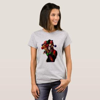 Evil Jester Pet T-Shirt
