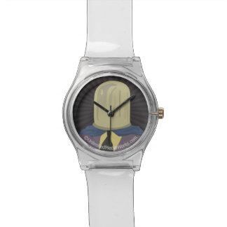 Evil Mastermind Crystal Wristwatch