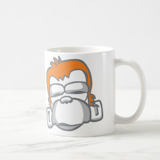 Evil Monkey Icon Coffee Mug