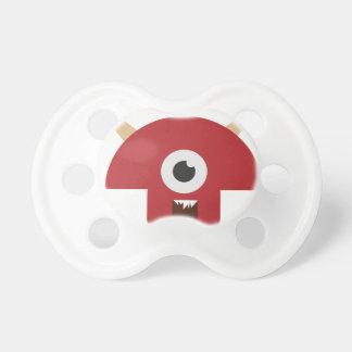 Evil Monster Head Pacifier