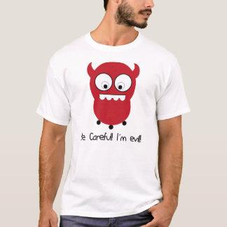 Evil monster T-Shirt