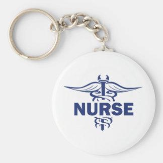 evil nurse keychain