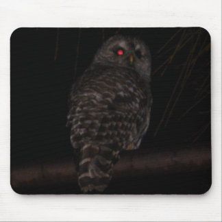 Evil Owl mousepad