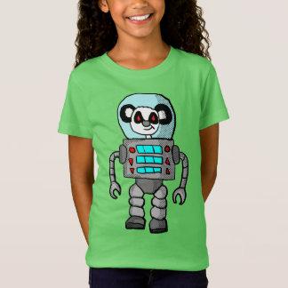 Evil Panda Cyborg Shirt