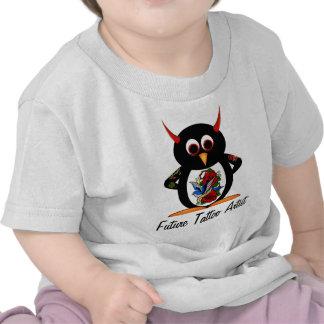 Evil Penguin Future Tattoo Artist Shirt