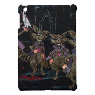 Evil Raccoons iPad Mini Cases