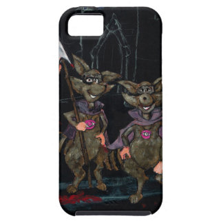 Evil Raccoons iPhone 5 Covers