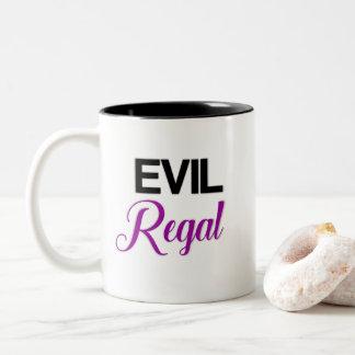 Evil Regal Coffee Mug
