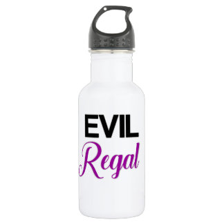 Evil Regal Waterbottle 532 Ml Water Bottle