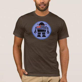 Evil Robot Overlord Party T-Shirt