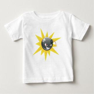 Evil Round Bomb 2 Baby T-Shirt