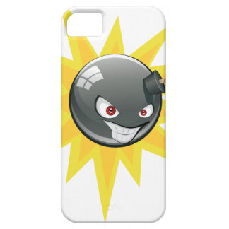 Evil Round Bomb 2 iPhone 5 Covers