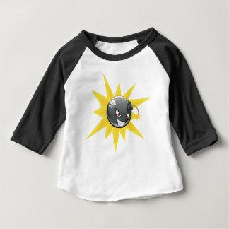Evil Round Bomb Baby T-Shirt