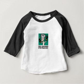 evil scientist baby T-Shirt
