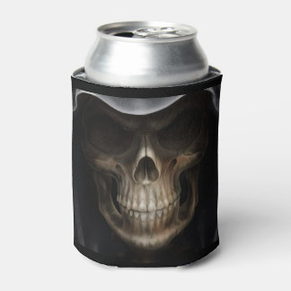 Evil Skull Grim Reaper Can Cooler