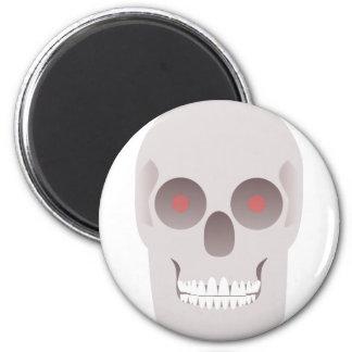 Evil Skull Magnet