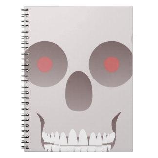 Evil Skull Notebooks