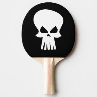 Evil Skull Table Tennis Paddle