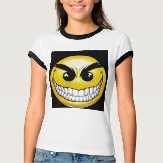 evil-smiley-face T-Shirt