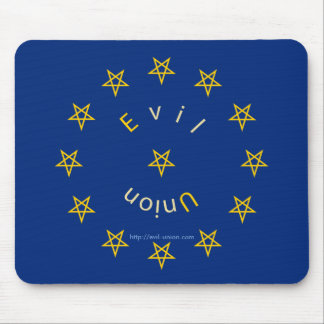 Evil Union Mousepad S4