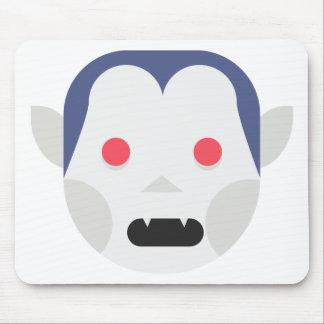 Evil Vampire Mouse Pad