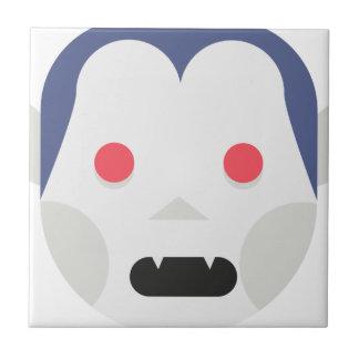 Evil Vampire Tile