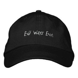 Evil Wayz Ent. Hat Baseball Cap