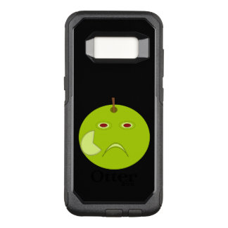 Evil with Scar Halloween Phone Case