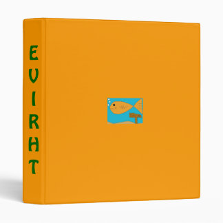 Evirht the fish vinyl binders