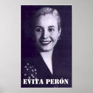 Evita Perón Poster