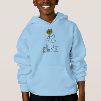 EVM Kids Sweatshirt Blue