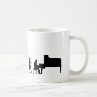 EVO05 evolution piano Coffee Mug