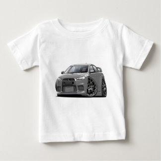 Evo Grey Car Baby T-Shirt